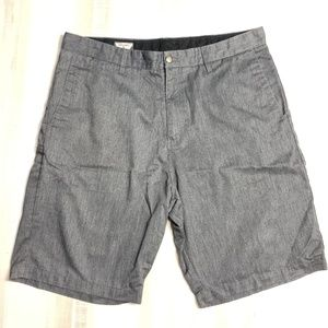 Volcom Men's 38 Shorts Grey